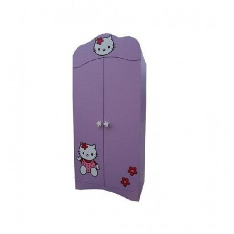 Kitty - 2 door wardrobe