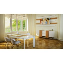 Hemi - bespoke luxury sideboard