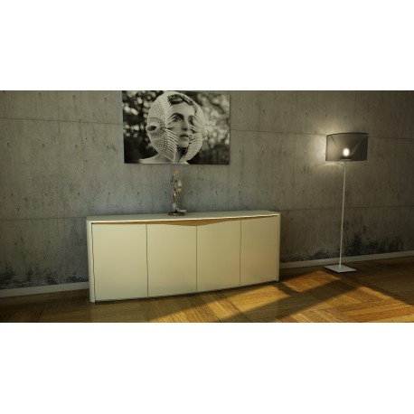 Noa - bespoke luxury lacquer sideboard