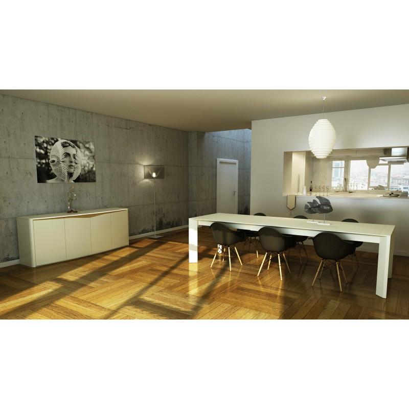 Noa Bespoke Luxury Lacquer Sideboard Sideboards Sena Home Furniture