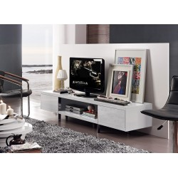 Bolton - high gloss tv unit