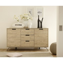 Parma-light oak sideboard