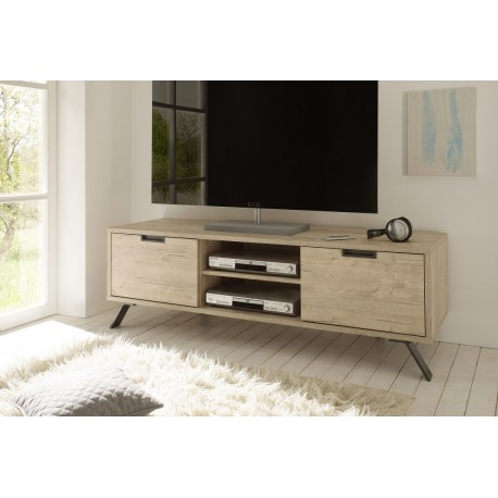 Parma-Light oak TV Stand