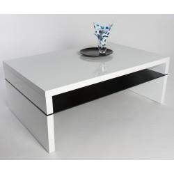 Annika -white  gloss coffee table