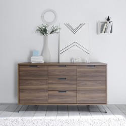 Parma- Dark Walnut sideboard