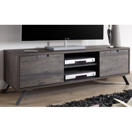 Great Parma II  Wenge Finish TV Stand