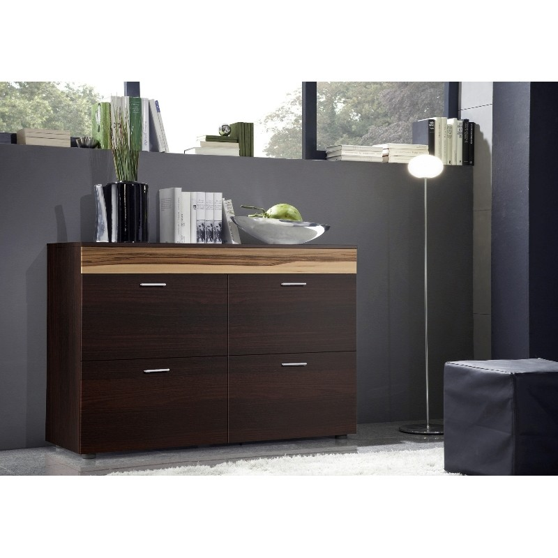 izzy sideboard wenge sideboards sena home furniture