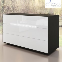 Ecta -luxury chest of drawer