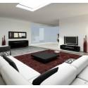 Ecta -luxury TV unit with LED lights