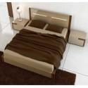 Ecta high gloss bedside cabinet