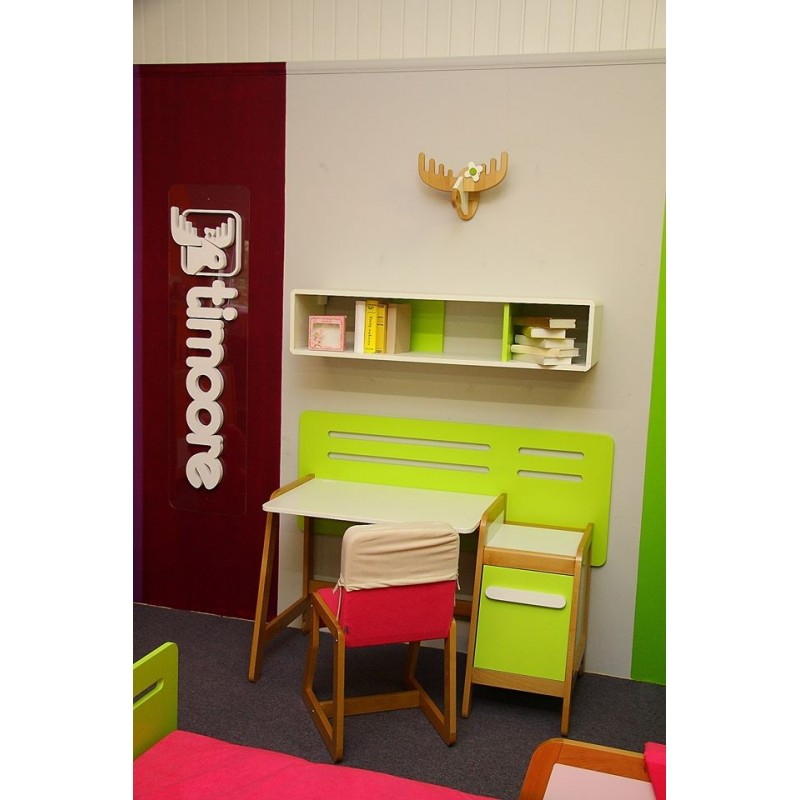 simple home desk 3 simple white home office. Black Bedroom Furniture Sets. Home Design Ideas