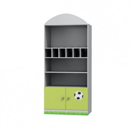 Football - bookcase