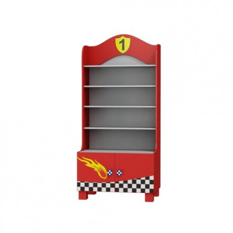 Super Speed - wide bookcase