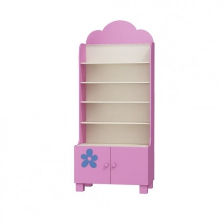 FLOWER RANGE - WIDE BOOKCASE