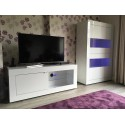Dolcevita-white gloss TV Stand