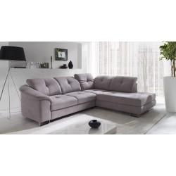 Nobi - Modern corner sofa Bed