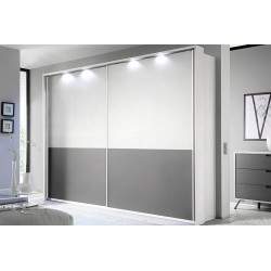 Match - wardrobe with sliding doors