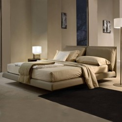 Space - Modern Italian upholstered bed