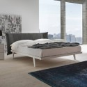 Pierro - Modern Italian upholstered bed-various colours and finishes