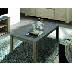 Elba - coffee table with marmor top imitation