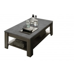Elba II - coffee table with marmor top imitation