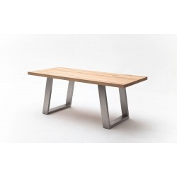 Andy Q - solid wood extendable dining table