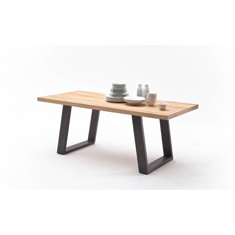 Andy Q Solid Wood Dining Table Dining Tables Sena Home Furniture