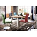Andy A - solid wood extendable dining table