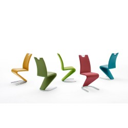 Aldamo II - colourful dining chair