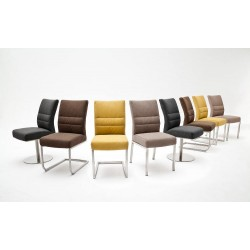 Caro B - dining chair with various base options
