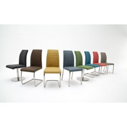 Fallo A - dining chair with various base options
