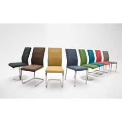 Fallo B - dining chair with various base options