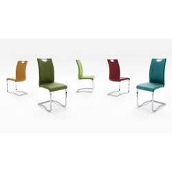Koen II  - colourful dining chair