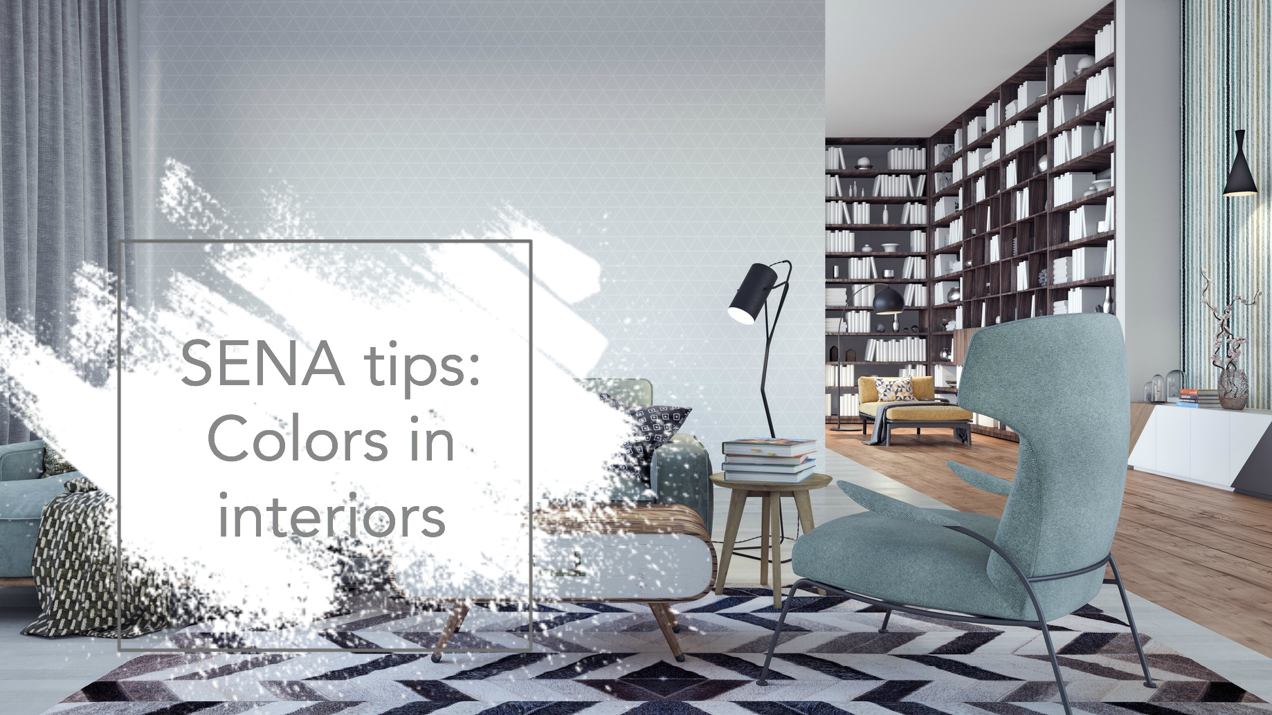Colour in interiors, which will always be fashionable, part two