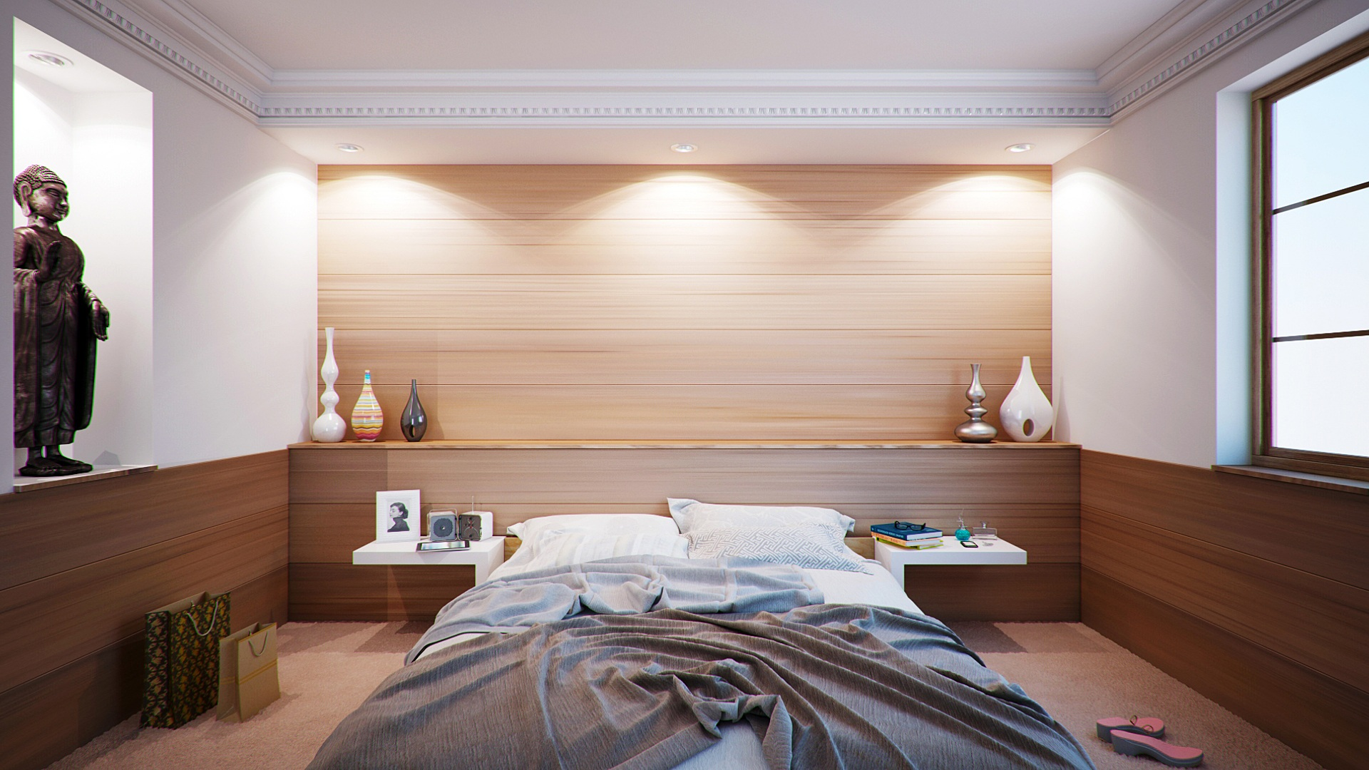 8 tips to help You choose the right modern bedroom furniture