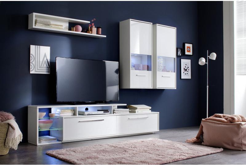 White Furniture Ideas for Living Room