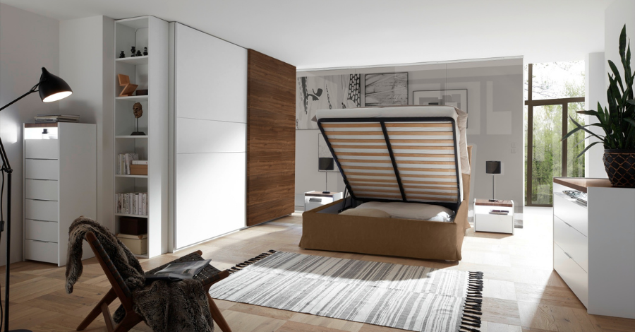 Bedroom Storage Ideas That Fit the Smallest of Places