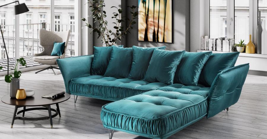 10 Unique Materials Used in Sofas Production