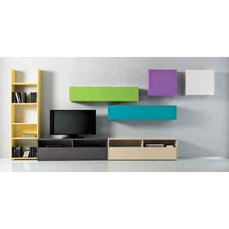 BOX - modular wall units