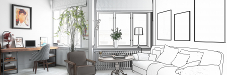Are you planning some changes in the arrangement of the flat? Check hot trends in 2019.