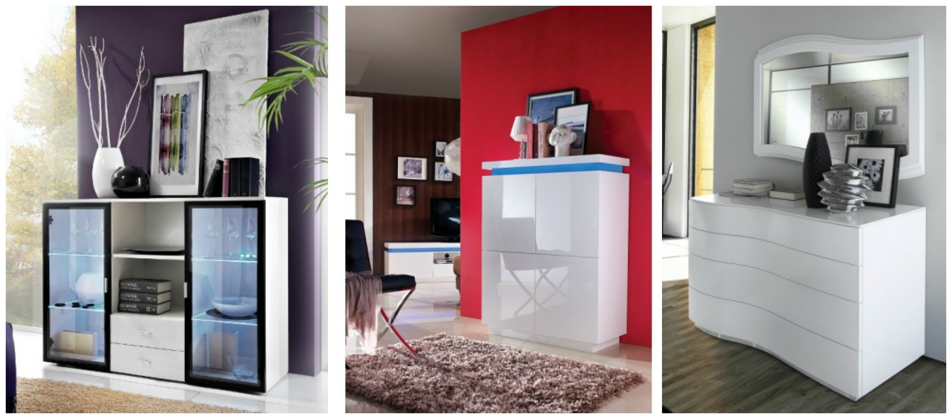 Ideal sideboard: See INSPIRATIONS for any interior!