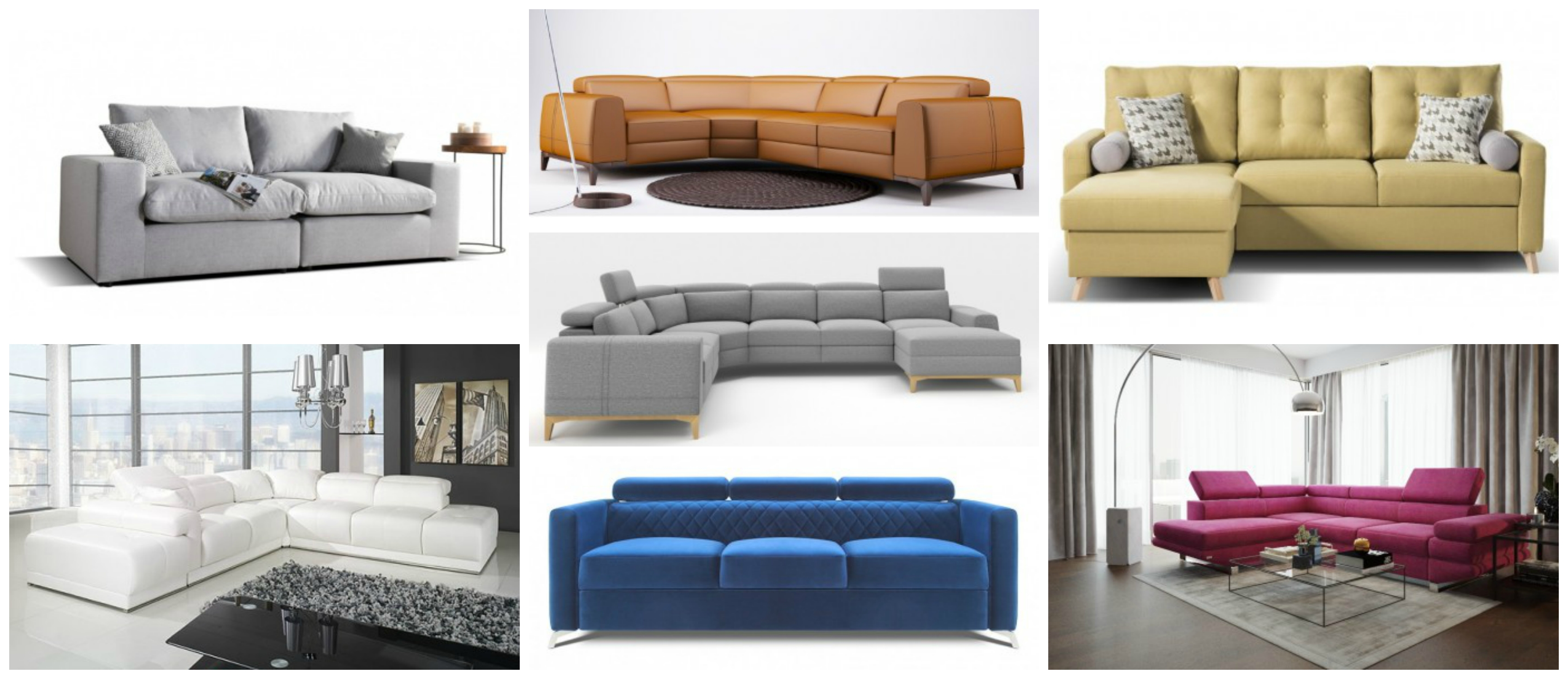 What kind of upholstery should you choose for a sofa or corner unit? Should it be from fabric or leather?